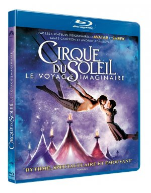 Cirque du Soleil : Worlds Away édition Simple
