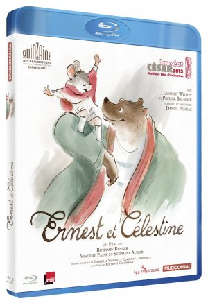 Ernest et Célestine édition Simple