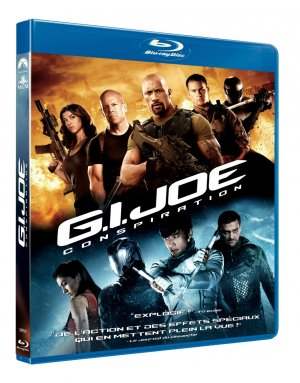 G.I. Joe : Conspiration édition Simple