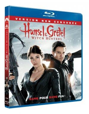 Hansel & Gretel : Witch Hunters édition Non censuré