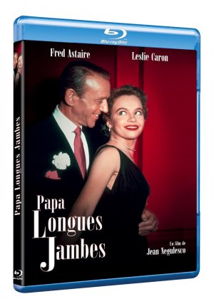 Papa longues jambes édition Simple