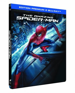 The Amazing Spider-Man édition Double Blu-ray