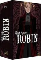 Witch Hunter Robin édition COFFRET  -  VO/VF