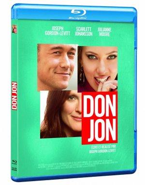 couverture, jaquette Don Jon   (France Télévisions Distribution) Film
