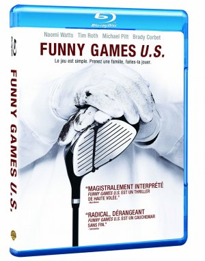 Funny Games U.S. édition Simple