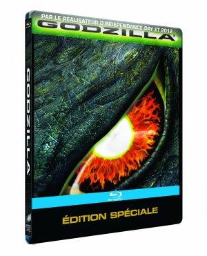 Godzilla (1998) édition Steelbook