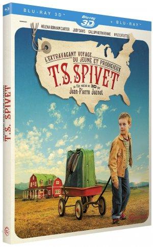 L'Extravagant voyage du jeune et prodigieux T.S. Spivet édition Collector