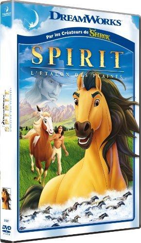 Spirit, l'étalon des plaines édition Simple