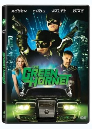 The Green Hornet édition Simple