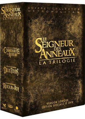 Le seigneur des anneaux - Trilogie édition Version Longue