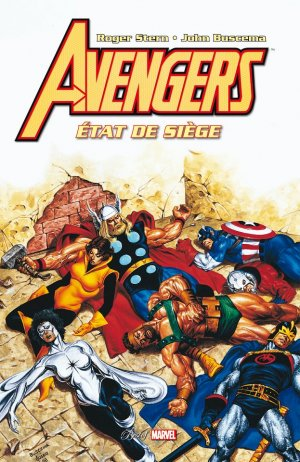 Avengers - Etat de Siège édition TPB Hardcover - Best Of Marvel