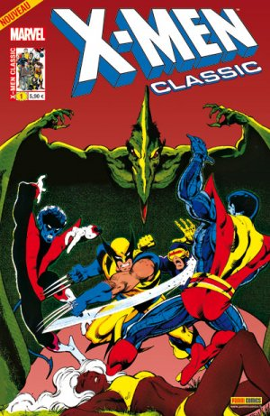 X-Men Classic édition Kiosque (2012 - 2013)