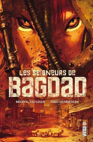 Les seigneurs de Bagdad édition TPB Hardcover (cartonnée)