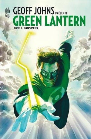 Geoff Johns Présente Green Lantern édition TPB Hardcover (cartonnée)