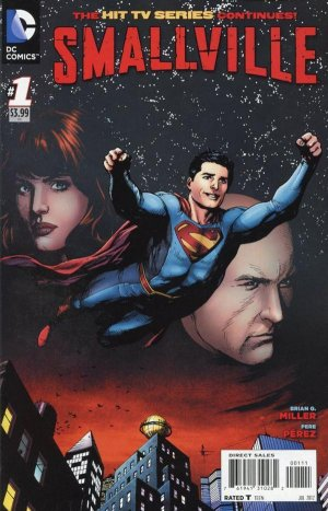 Smallville Season 11 édition Issues