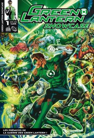 Green Lantern Showcase édition Kiosque