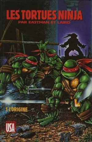 Les tortues Ninja (Laird) édition simple