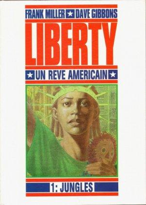 Liberty - Un Rêve Américain édition Simple (1990 - 1991)