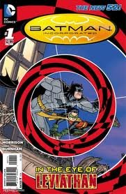 Batman Incorporated # 1 Issues V2 (2012 - 2013) - Reboot New 52