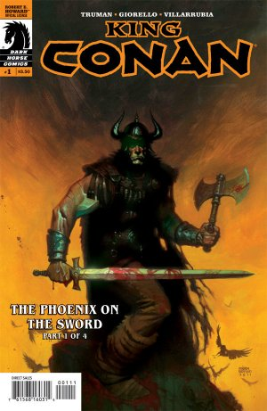King Conan - The Phoenix on the Sword édition Issues