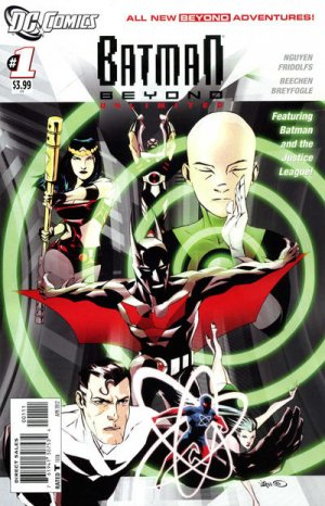 Batman Beyond Unlimited édition Issues