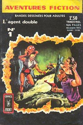 Aventures Fiction édition Simple - 2ème Série (1966 - 1978)