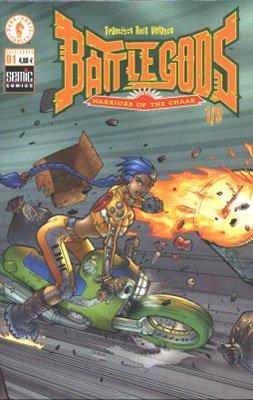Battle Gods - Warriors of the Chaak