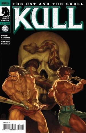 Kull - The Cat and the Skull édition Issues (2011 - 2012)