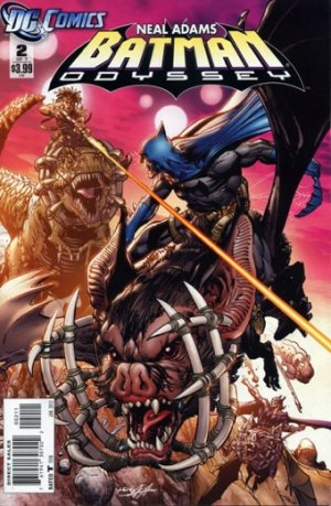 Batman - Odyssey # 2 Issues V2 (2011 - 2012)