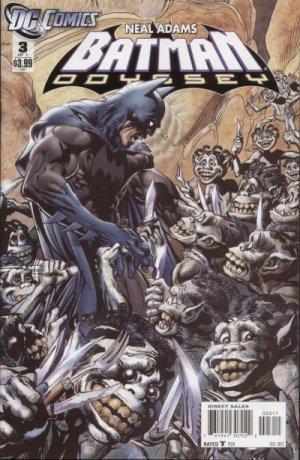 Batman - Odyssey # 3 Issues V2 (2011 - 2012)