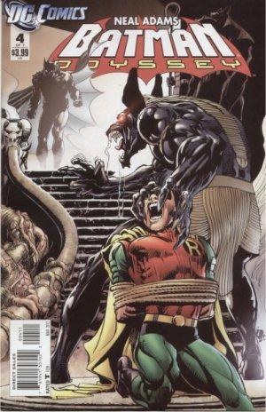 Batman - Odyssey # 4 Issues V2 (2011 - 2012)