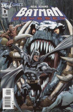 Batman - Odyssey # 5 Issues V2 (2011 - 2012)