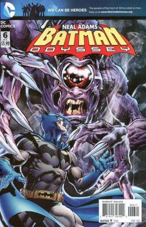 Batman - Odyssey # 6 Issues V2 (2011 - 2012)