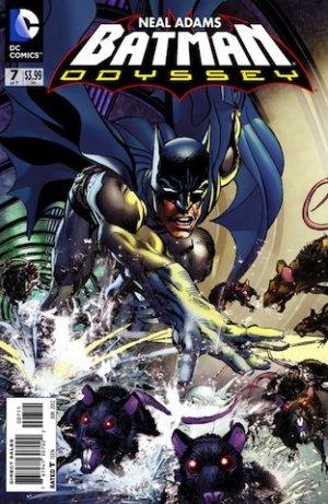 Batman - Odyssey # 7 Issues V2 (2011 - 2012)