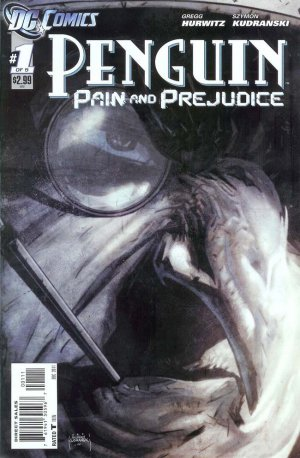 DOUBLON (Penguin - Pain and Prejudice) # 1 Issues