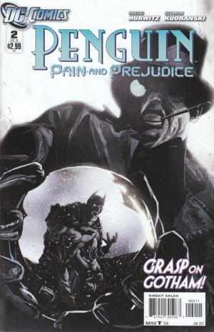 DOUBLON (Penguin - Pain and Prejudice) # 2 Issues