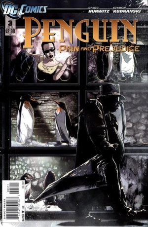DOUBLON (Penguin - Pain and Prejudice) # 3 Issues