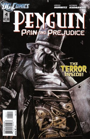 DOUBLON (Penguin - Pain and Prejudice) # 4 Issues