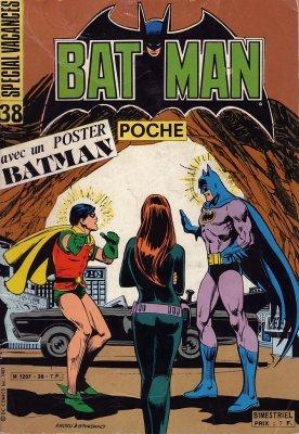 Batman Poche 38 - La cible humaine