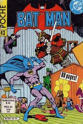 Batman Poche 43