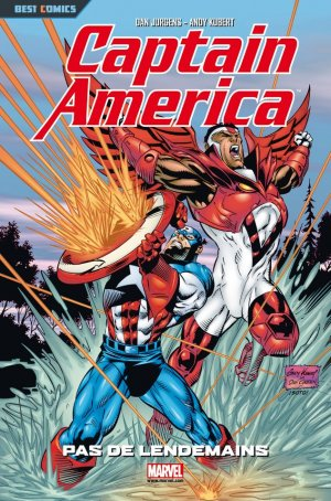 Captain America - Best Comics