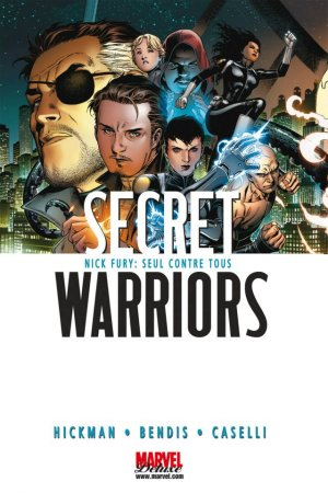 Secret Warriors # 1