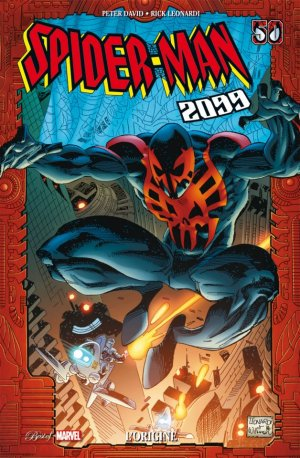 Spider-Man 2099 édition TPB Hardcover (cartonnée)