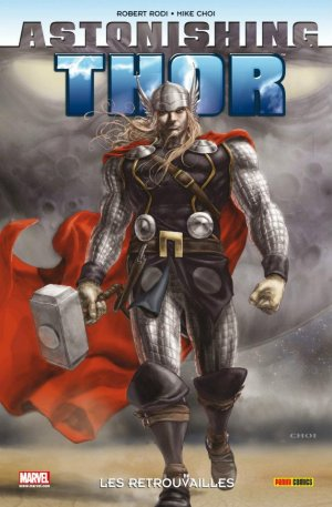 Astonishing Thor édition TPB Softcover - 100% Marvel