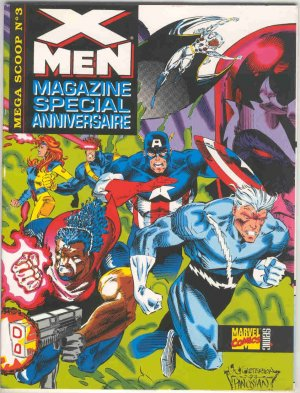 Méga Scoop édition TPB Softcover (1994 - 1995)