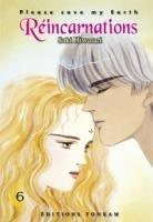 couverture, jaquette Réincarnations - Please Save my Earth 6 2EME EDITION (Tonkam) Manga
