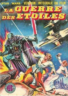 La Guerre des Etoiles édition TPB Hardcover (1977 - 1980)