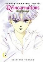 couverture, jaquette Réincarnations - Please Save my Earth 7 2EME EDITION (Tonkam) Manga