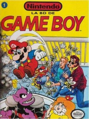 Nintendo - La BD de Game boy édition Simple
