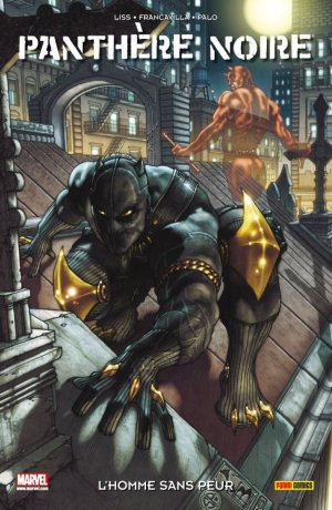 Black Panther édition TPB - 100% Marvel (2012 - 2013) - Man without fear